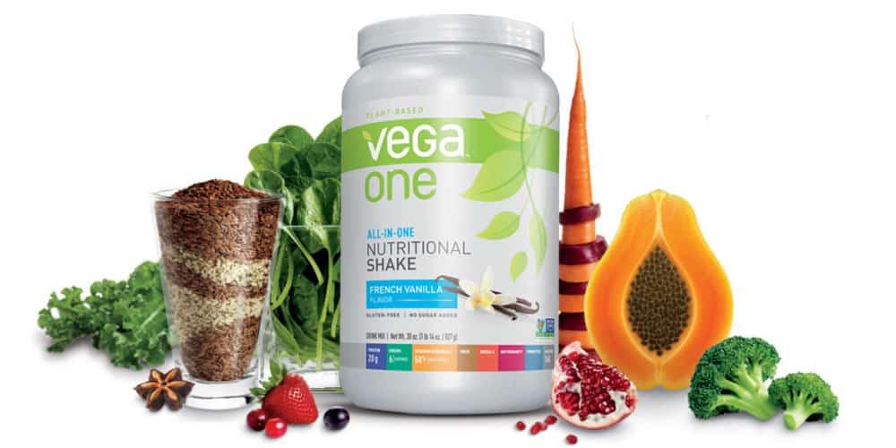 Vega One Nutritional Shake Protein Powder