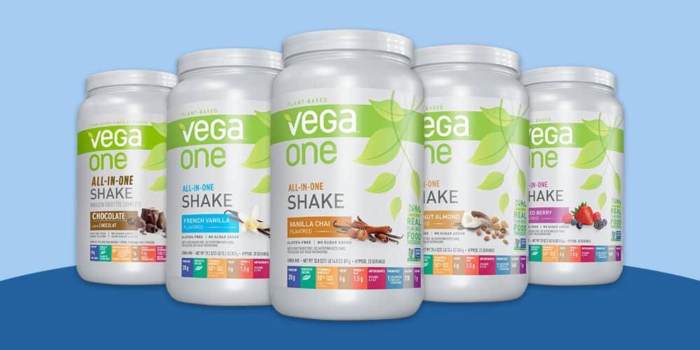 Vega One Nutritional Shake Review