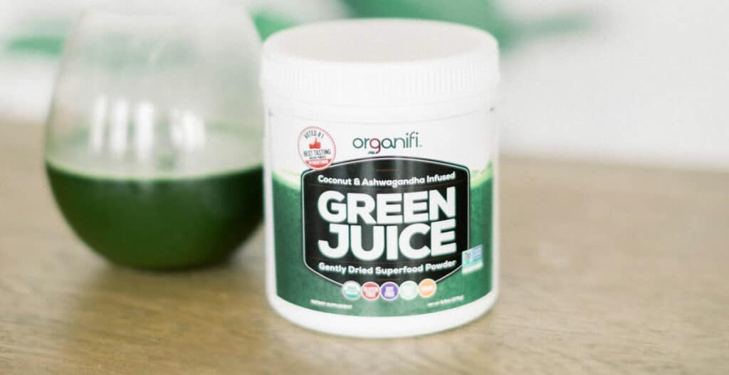 What is Organifi Green Juice?