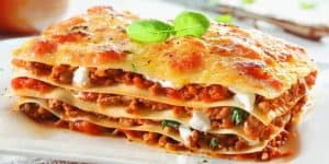 Tastiest Vegan Lasagna Recipe