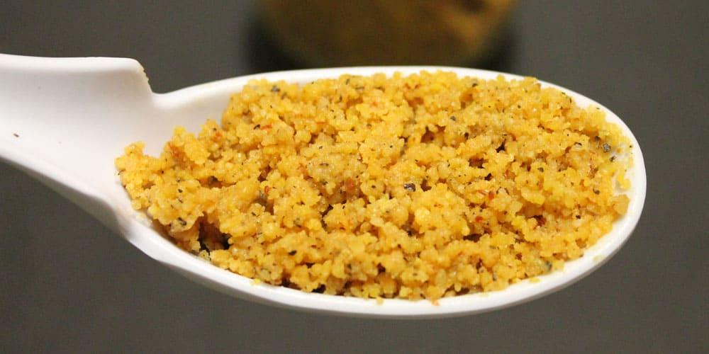 Thengai Podi Vegan Recipe