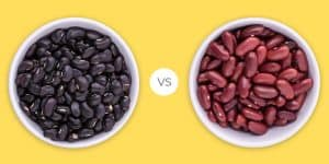 Black Beans Vs Kidney Beans