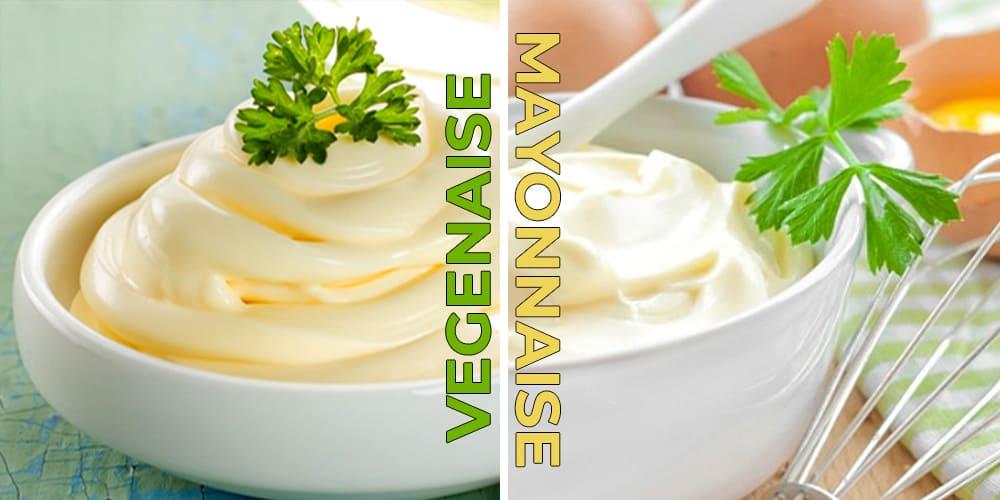 Vegenaise Vs Mayonnaise