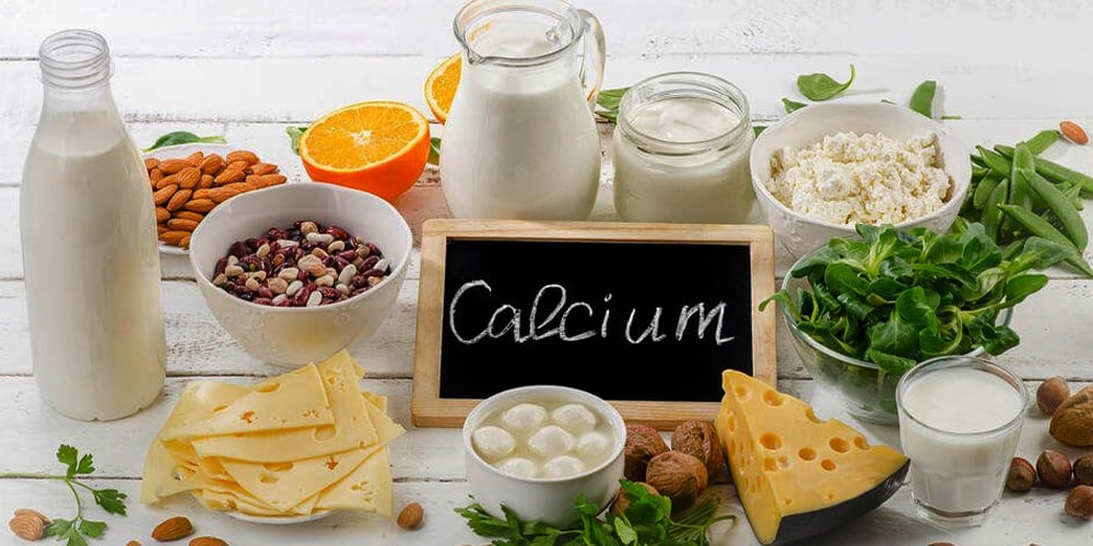 how to get calcium without dairy