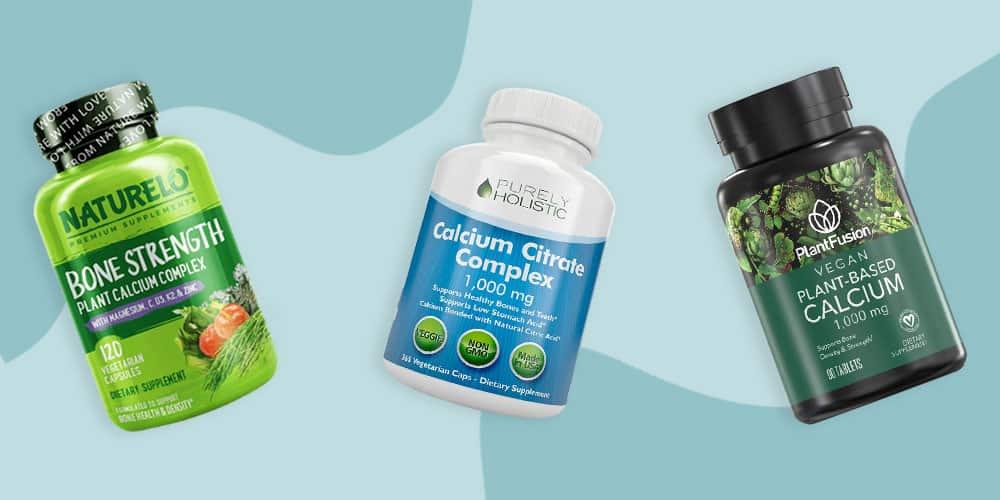Best Vegan Calcium Suppplements