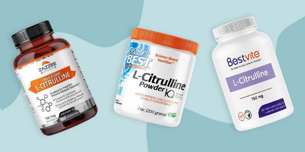 Best Vegan Citrulline Supplements