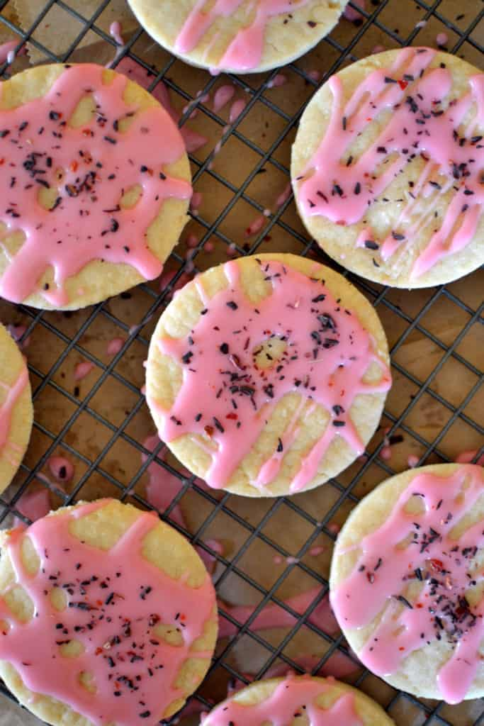 Vegan Sugar Cookies With Grapeseed Oil
