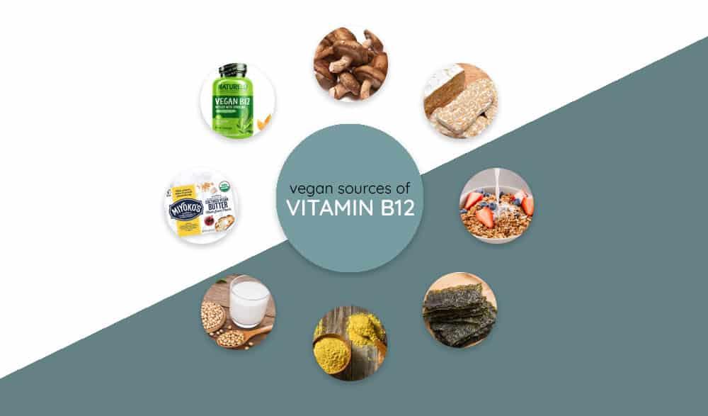 Vegans Sources of Vitamin B12