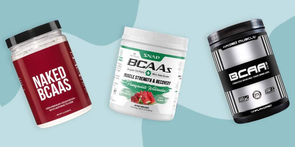 Vegan BCAAs