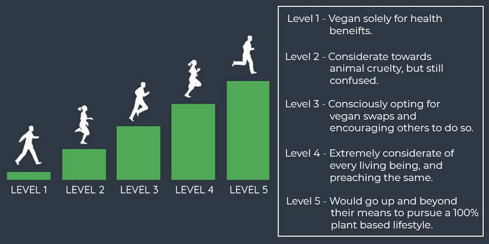 Level 5 Vegan - Vegan Levels Guide