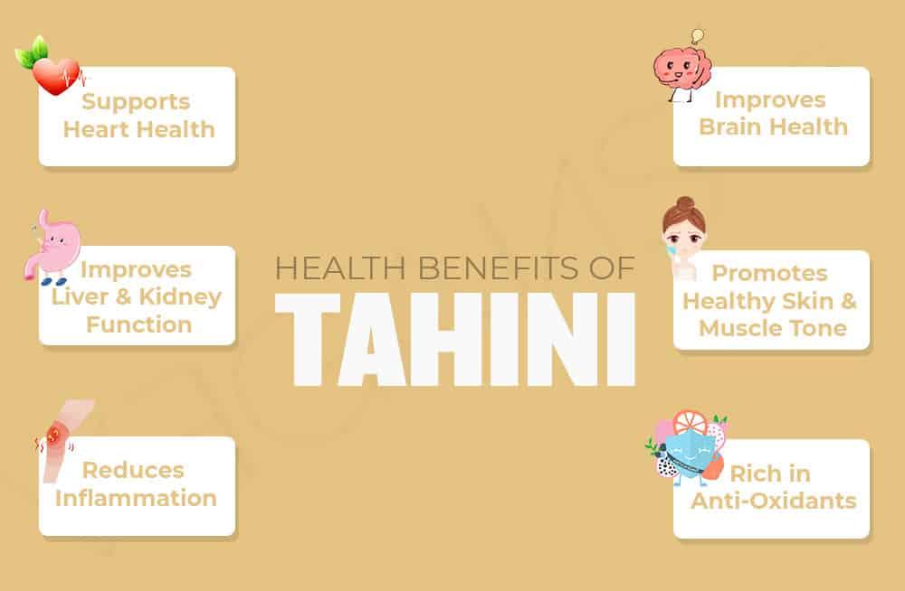 Health Benefits of Tahini