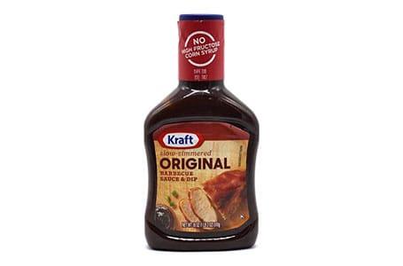 Kraft Vegan Barbecue Sauce