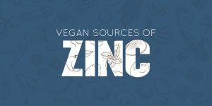Vegan Foods High in Zinc