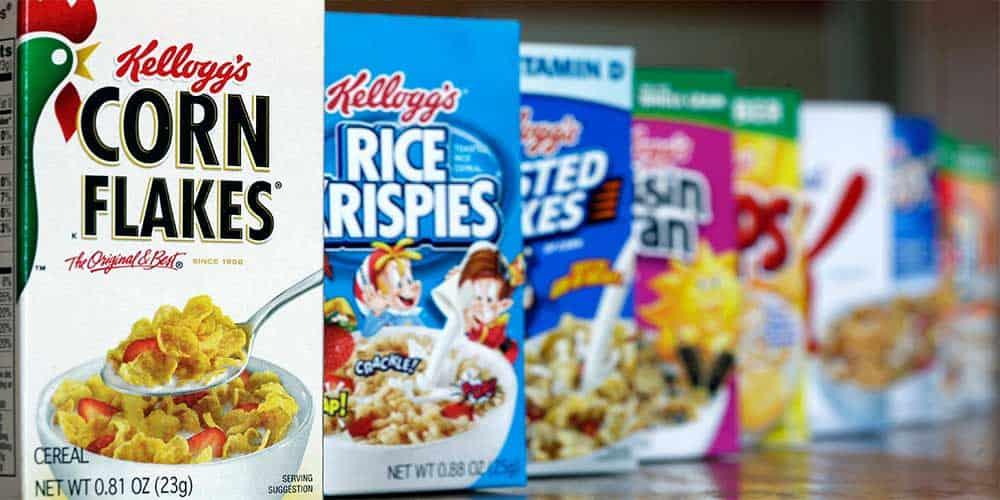 Popular Breakfast Cereals Brands