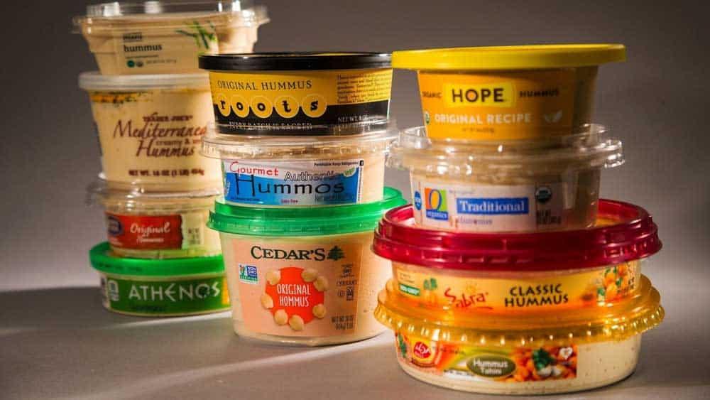 Vegan Hummus Brands