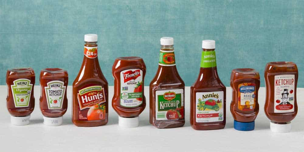 What Ketchup Brands are Vegan